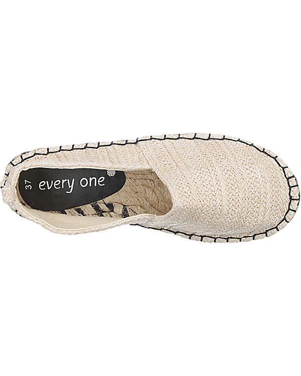 one every weiß every one Slipper fqBzwY