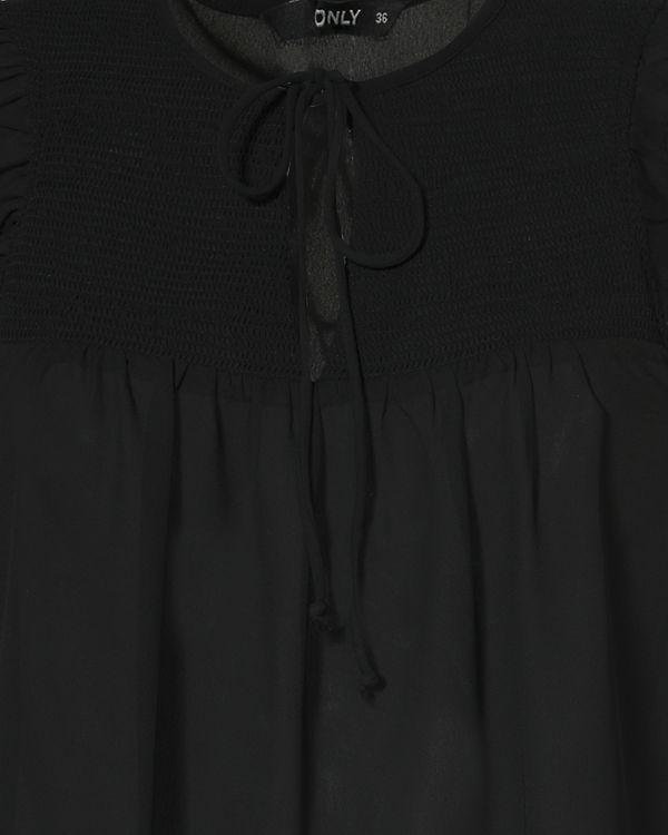 ONLY Blusentop schwarz