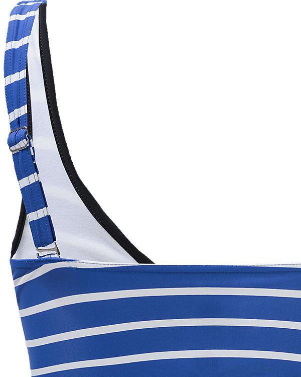 Olympia Tankini blau/weiß