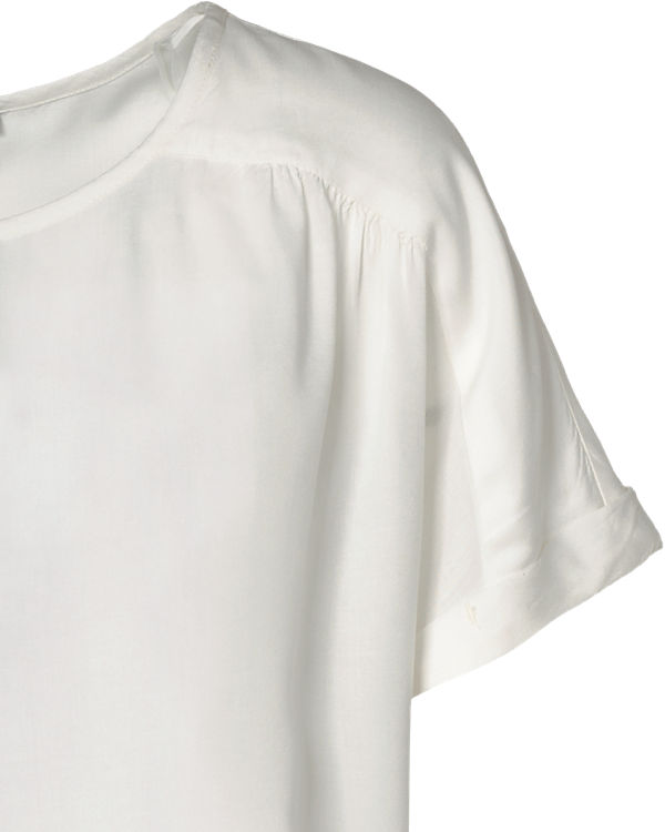 TOM TAILOR Bluse offwhite