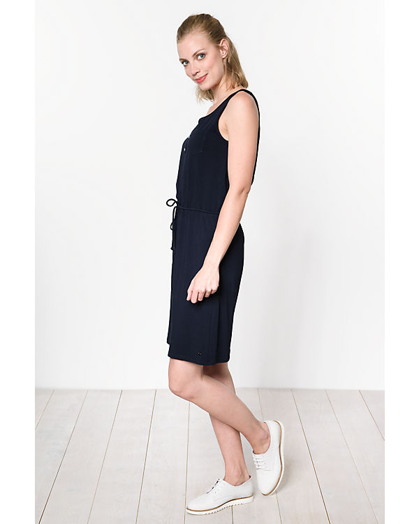 TOM TAILOR Denim Jerseykleid dunkelblau