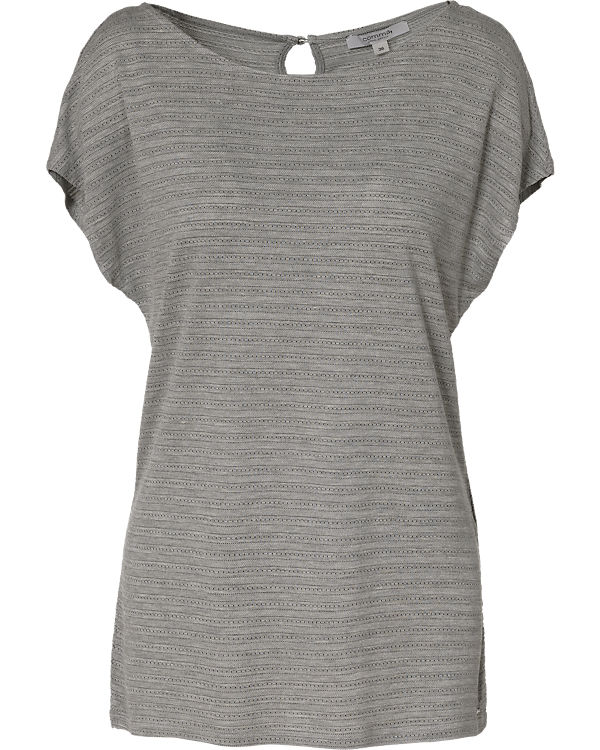 Comma Casual Identity T-Shirt grau