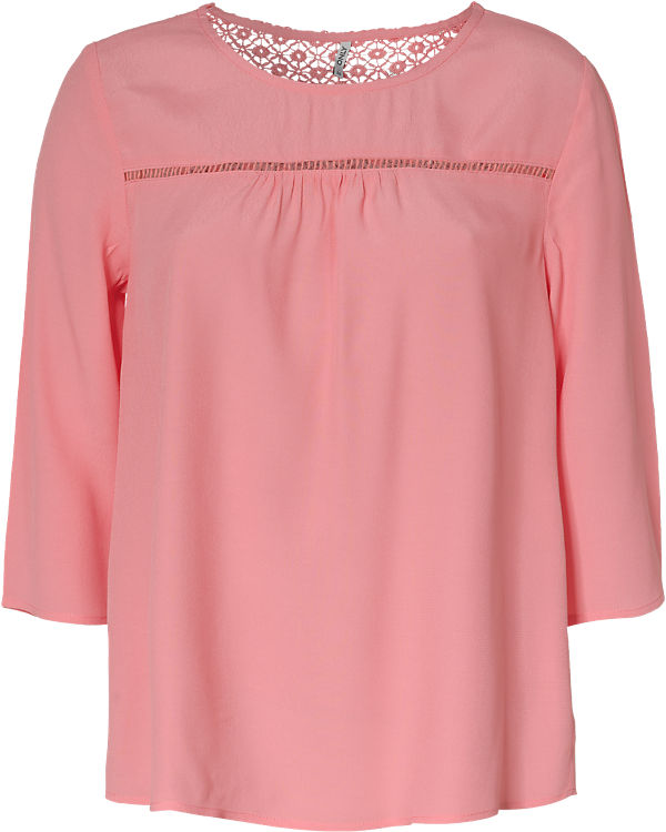 ONLY Blusenshirt rosa