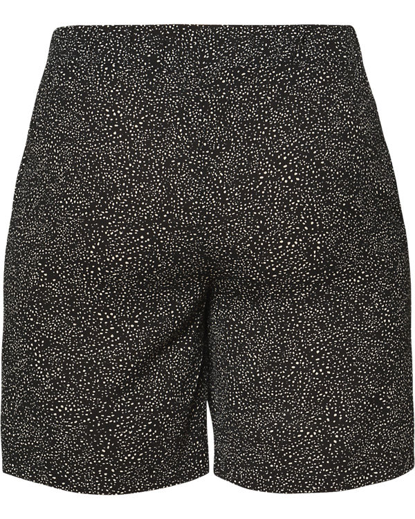 pieces Shorts schwarz
