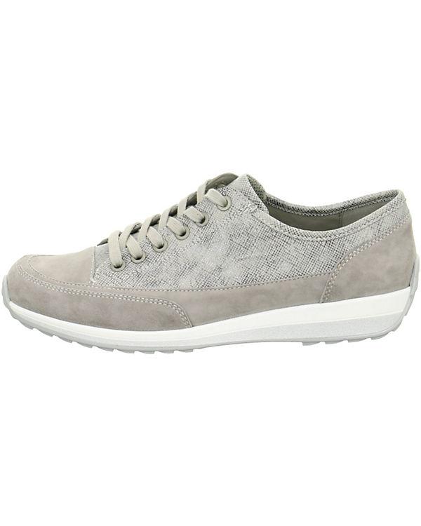 ara ara Sneakers grau-kombi