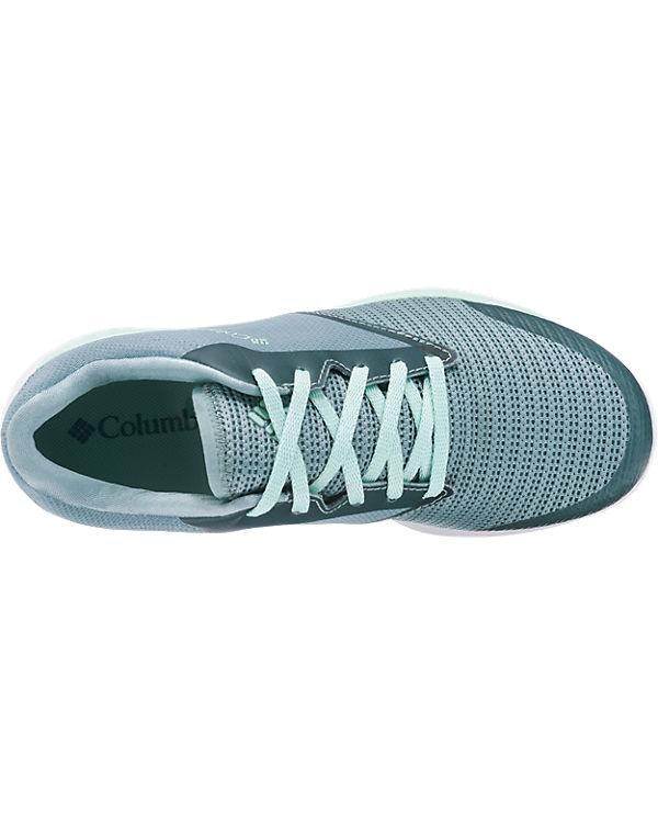 Columbia Columbia Ats Trail Lite Outdoor Schuhe wasserdicht blau