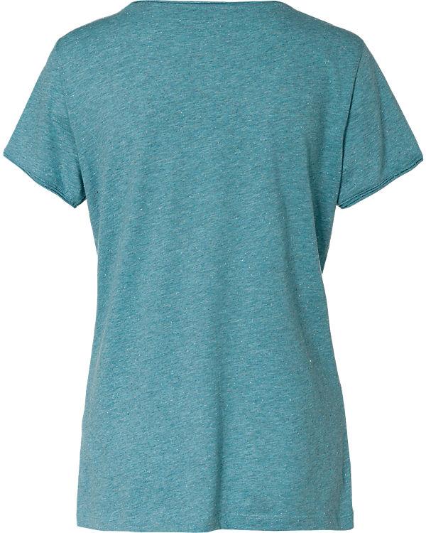 Shirt s petrol s Oliver T Oliver qvFI18Iw