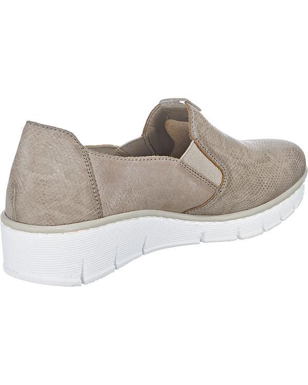 Salvador Plato grau Sneaker On Slip Serbia kombi rieker Mussurana 5dw0qx5p