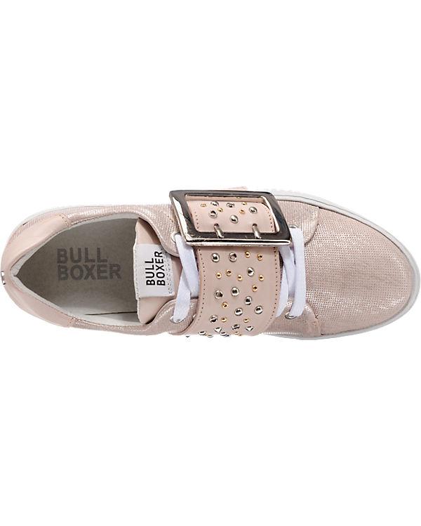BULLBOXER BULLBOXER Sneakers rosa Bester Platz Zu Verkaufen 2018 Auslaß Auslass Besuch Erschwinglich Günstig Online MrFdRh0kov