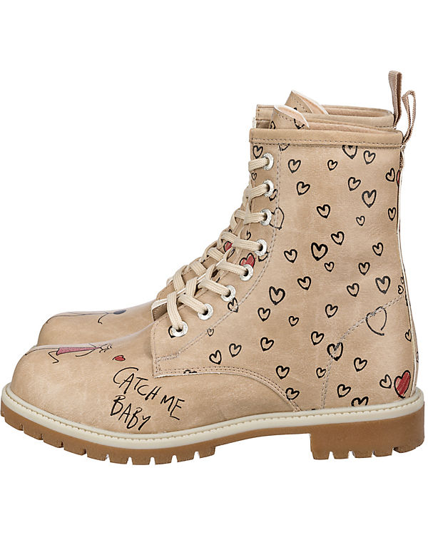 Dogo Shoes Dogo Shoes Catch me Baby Stiefel rosa