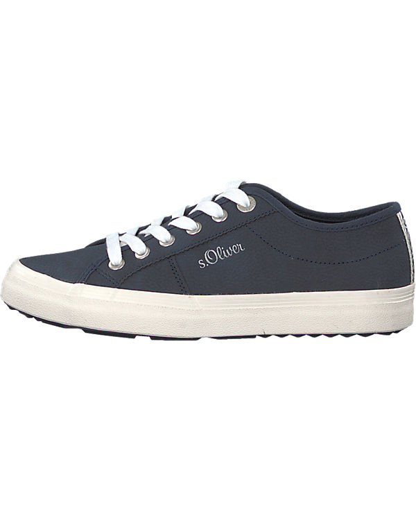 s Oliver Sneakers s Oliver blau xx16Ywr