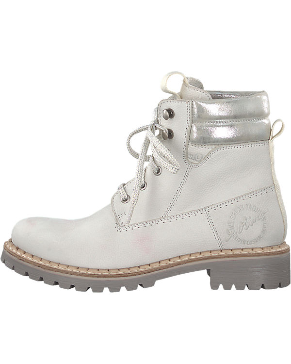 s.Oliver s.Oliver Stiefeletten offwhite