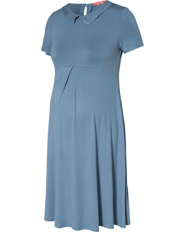 mint&berry mom Umstandskleid blau