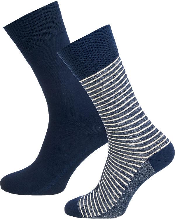 Levi's® 2 Paar Socken blau