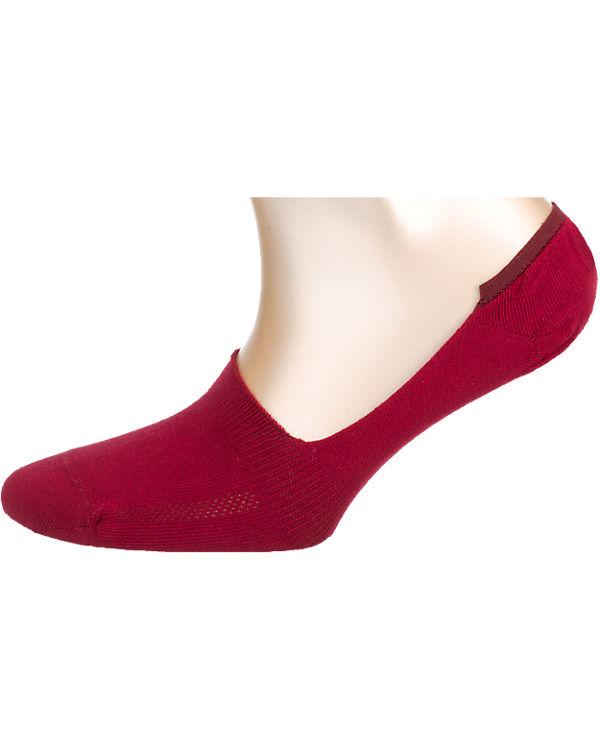 Levi's® Füßlinge 2 2 rot rot Füßlinge Paar Paar Levi's® T6TSrwxqn