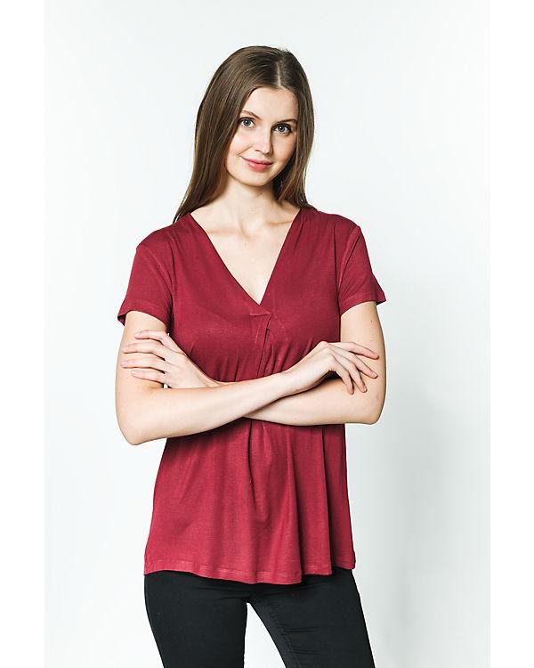 fransa T-Shirt rot