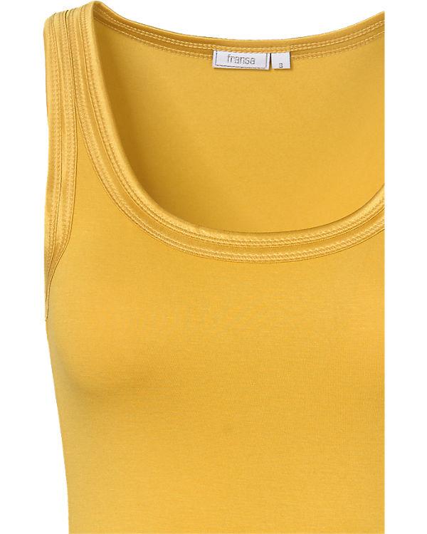 fransa Top gelb