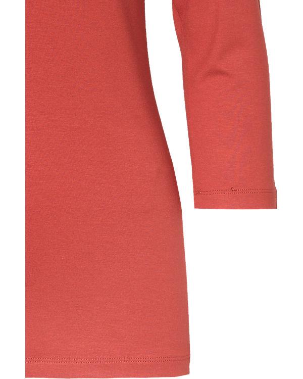 fransa 3/4-Arm-Shirt rot