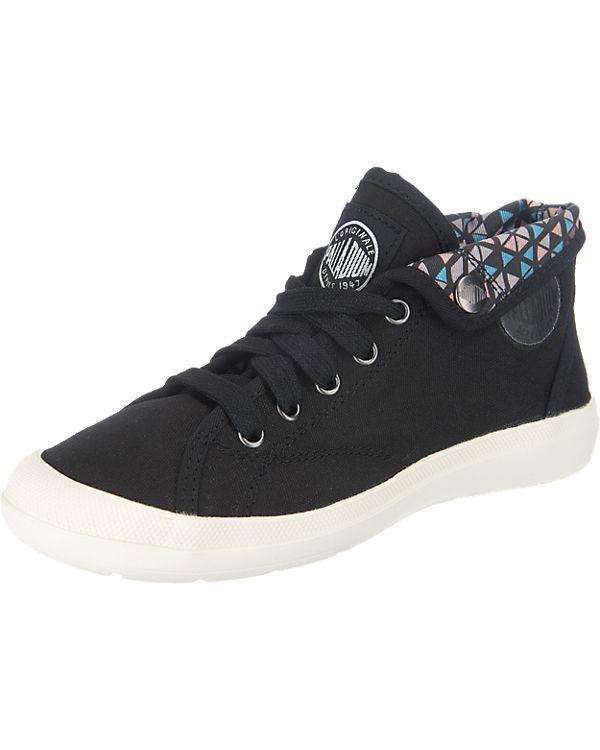 Palladium, Palladium Aventure Aventure Aventure Sneakers, schwarz 7921ff