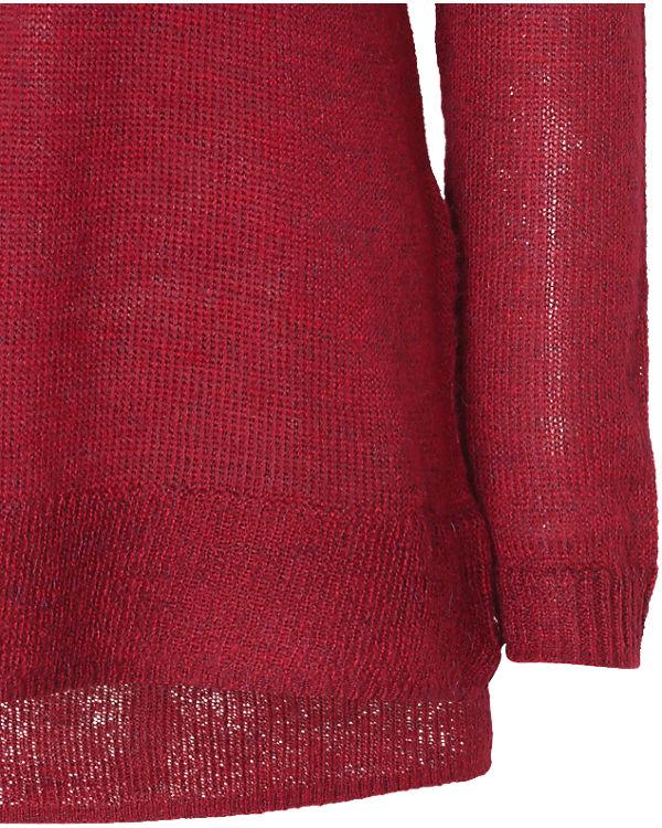 ESPRIT Pullover rot
