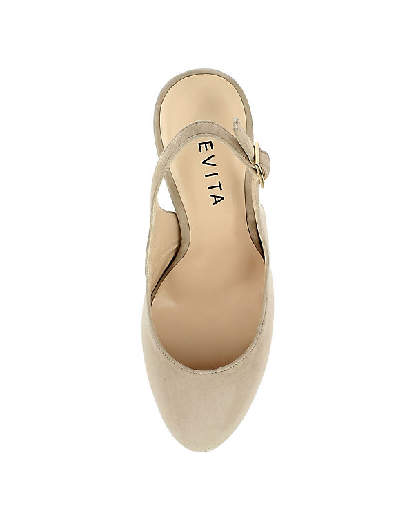Evita grau Shoes, Evita Shoes Pumps, grau Evita 3483ef