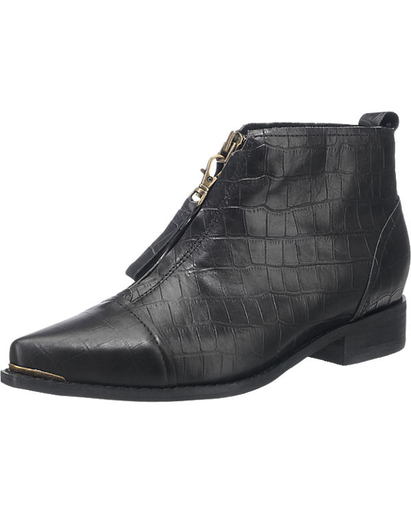 shoe the bear shoe the bear Anna Snake Metal Stiefeletten schwarz