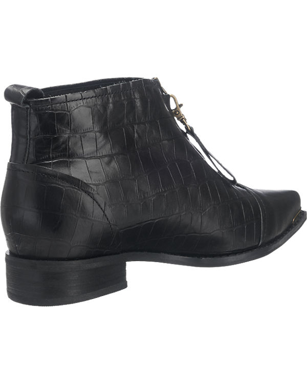 shoe schwarz the Stiefeletten Snake Anna bear shoe Metal the bear vqwvfTU