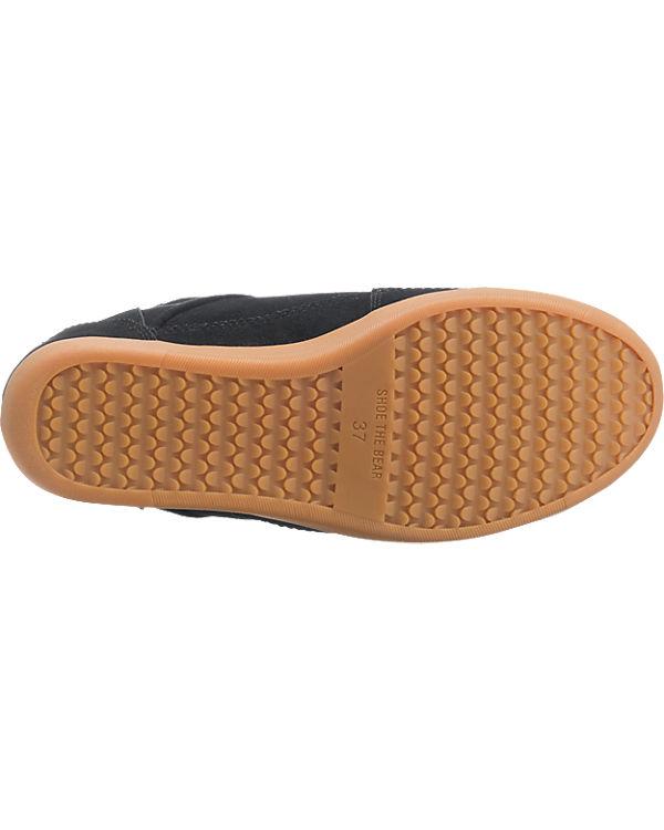shoe the bear, shoe the schwarz bear Emmy Fur Stiefeletten, schwarz the 255941