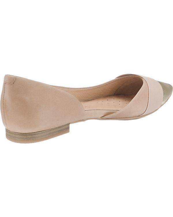 CAPRICE CAPRICE Ballerinas beige