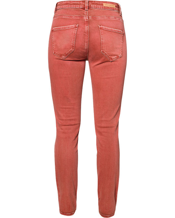 Comma Casual Identity Jeans orange