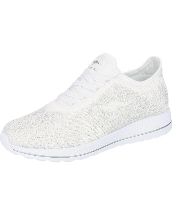 KangaROOS 517 weiß Sneakers W KangaROOS HTdwRqAT