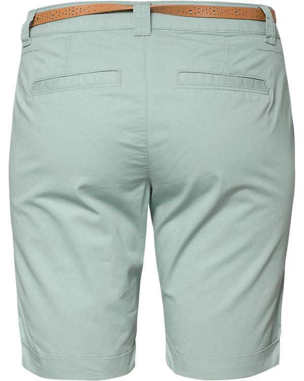 VERO MODA Bermuda Shorts türkis