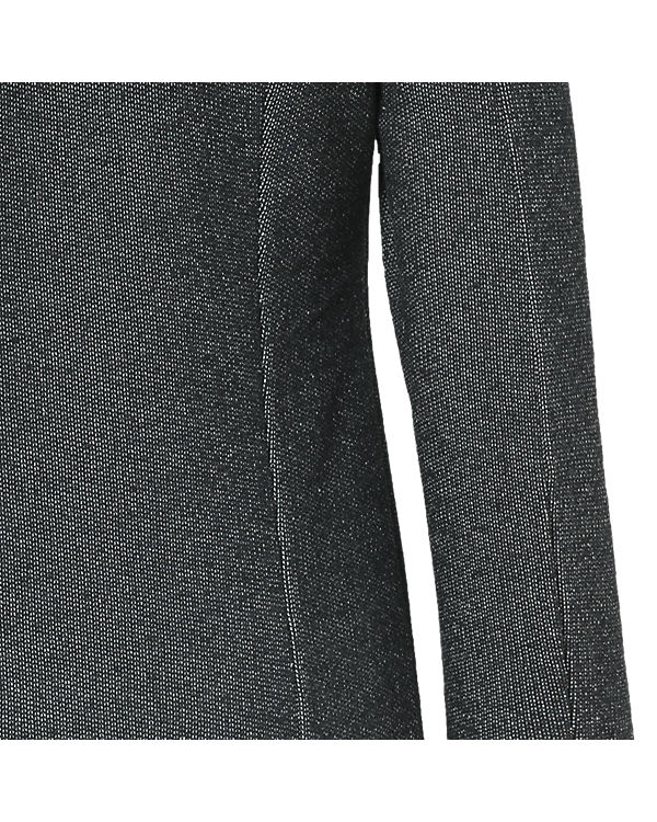 Q/S Sweatblazer grau