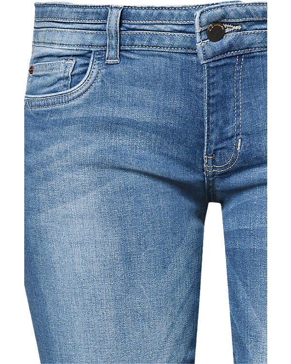Straight Q Jeans S S blau Jeans Straight Q xqg16wvnT