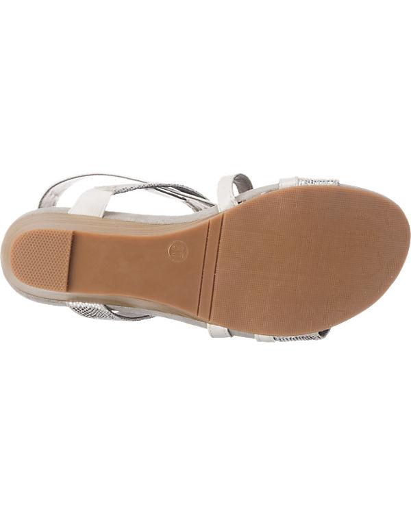 SPM SPM Canai Sandaletten silber