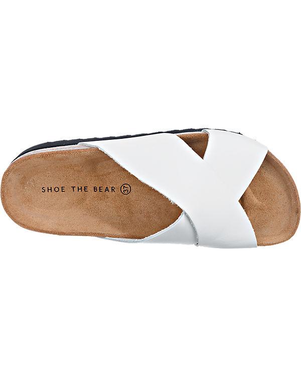 shoe the bear shoe the bear AIKO II Pantoletten weiß