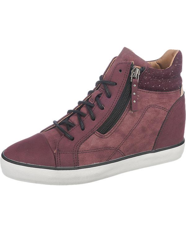 ESPRIT ESPRIT Star Sneakers bordeaux