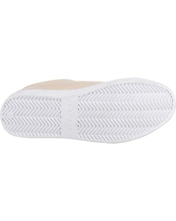 ESPRIT ESPRIT Aisha Sneakers beige