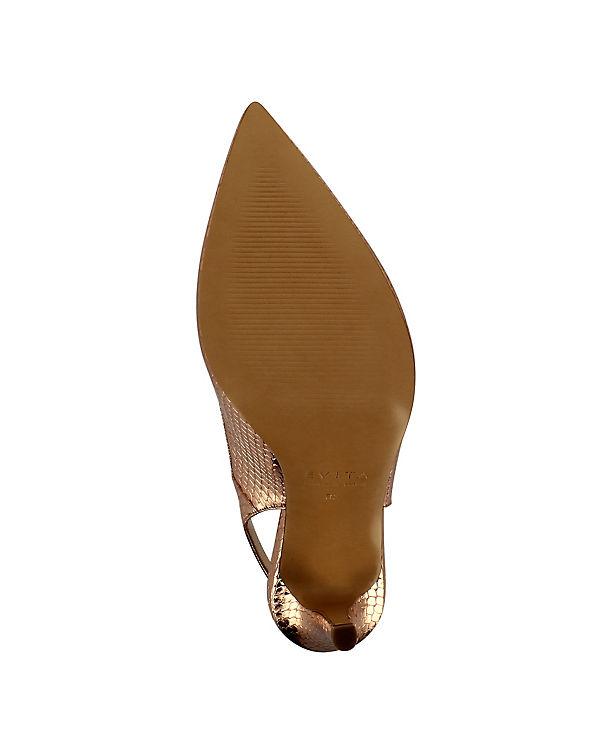 Verkauf Aus Deutschland Footlocker Abbildungen Günstig Online Evita Shoes Evita Shoes Pumps kupfer Bester Preis QvoLk