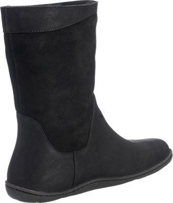 ... CAMPER Camper Stiefel schwarz Modell 2 ...
