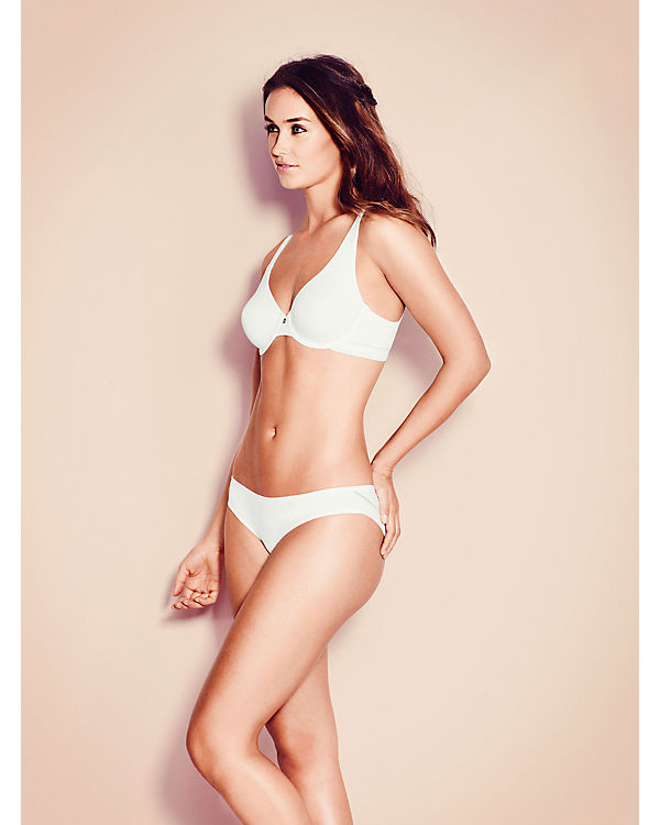 Triumph Panty Body Make-Up Cotton Touch weiß