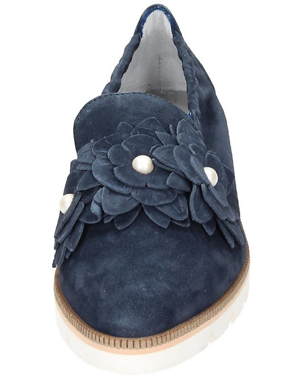 Maripé Maripé Slipper blau