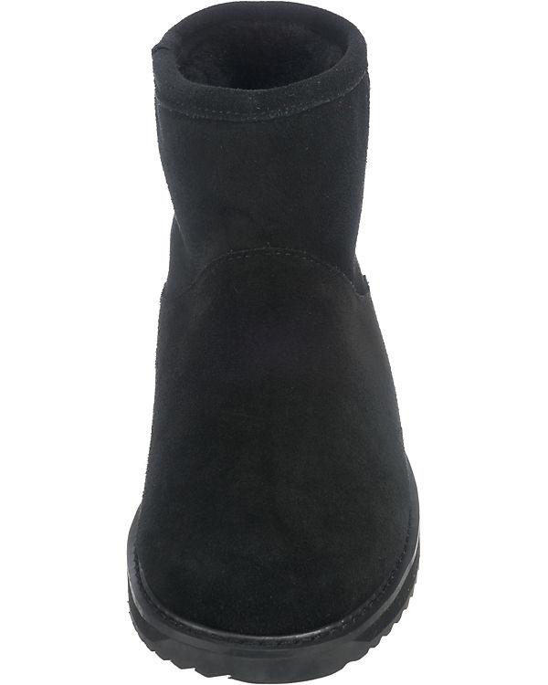 EMU Australia, Paterson Classic Mini schwarz Winterstiefel, schwarz Mini bd1db8