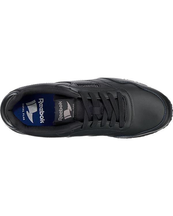 Sneakers Royal Reebok schwarz Reebok Glide t1xwdR