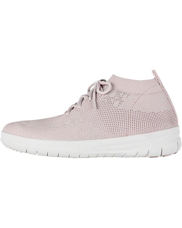 FitFlop FitFlop UBERKNIT SLIP-ON HIGH TOP SNEAKER Sneakers rosa