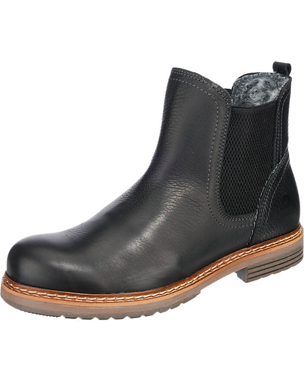 schwarz Chelsea Chelsea BULLBOXER BULLBOXER schwarz Boots Boots BYw7n