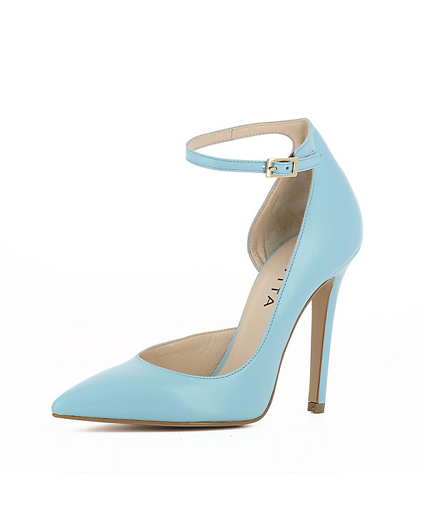 Evita Evita Evita Shoes, Evita Shoes Pumps, blau 918847