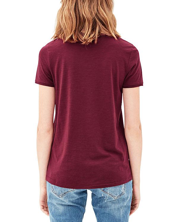 Oliver Shirt pink T Oliver s s WvZYOSnEp