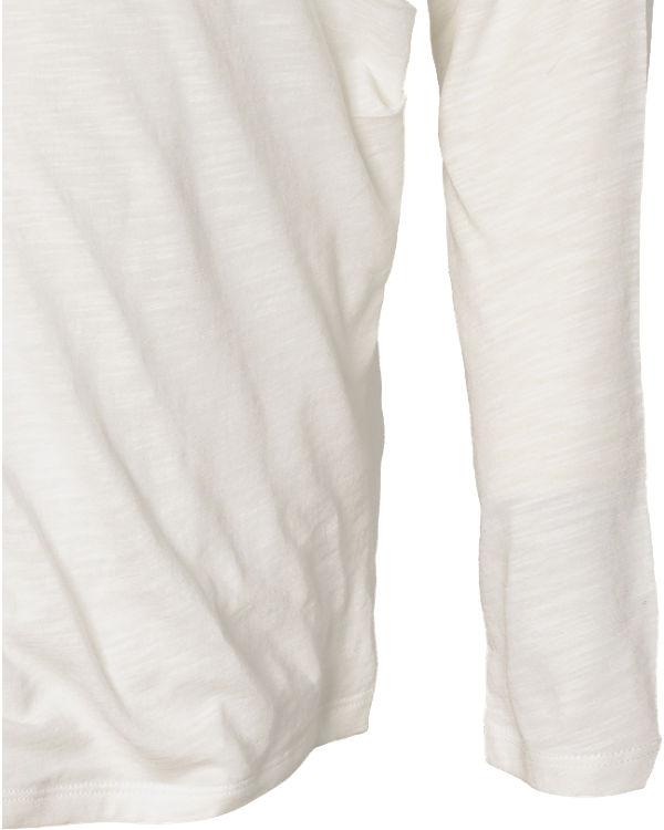 Colline Stilllangarmshirt weiß
