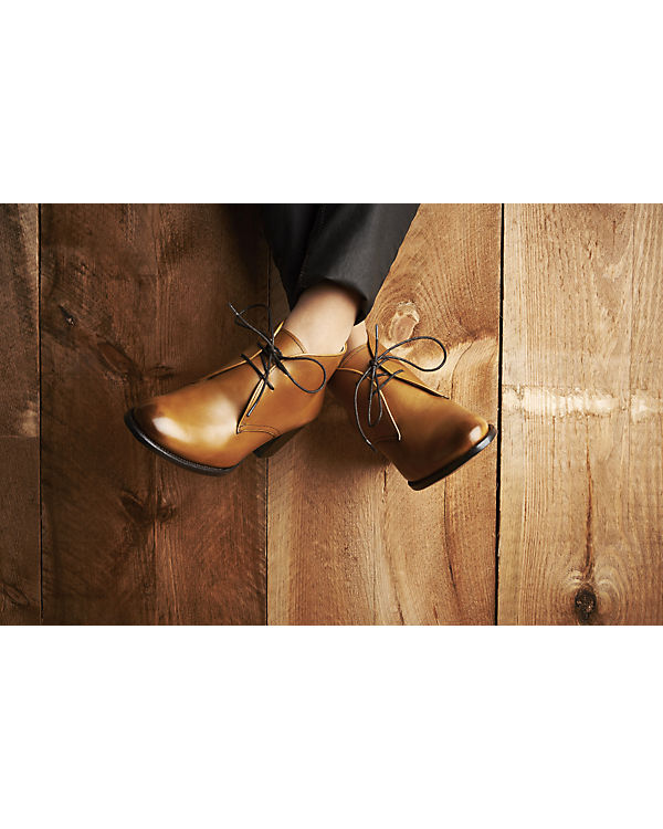 SHOEPASSION SHOEPASSION No. 204 Stiefeletten cognac